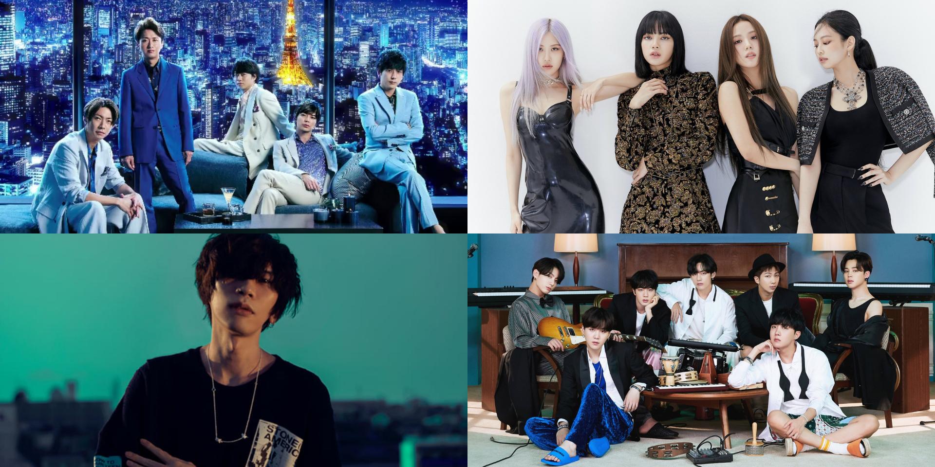 K-pop and J-pop acts top 2020 global album sales – BTS, Kenshi Yonezu, BLACKPINK, ARASHI, and more