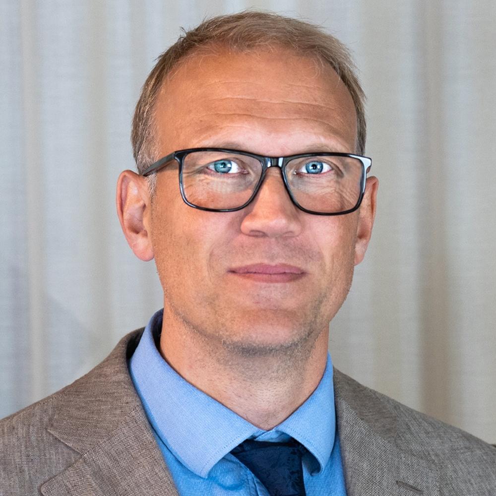 Daniel Broman Stadsdirektör