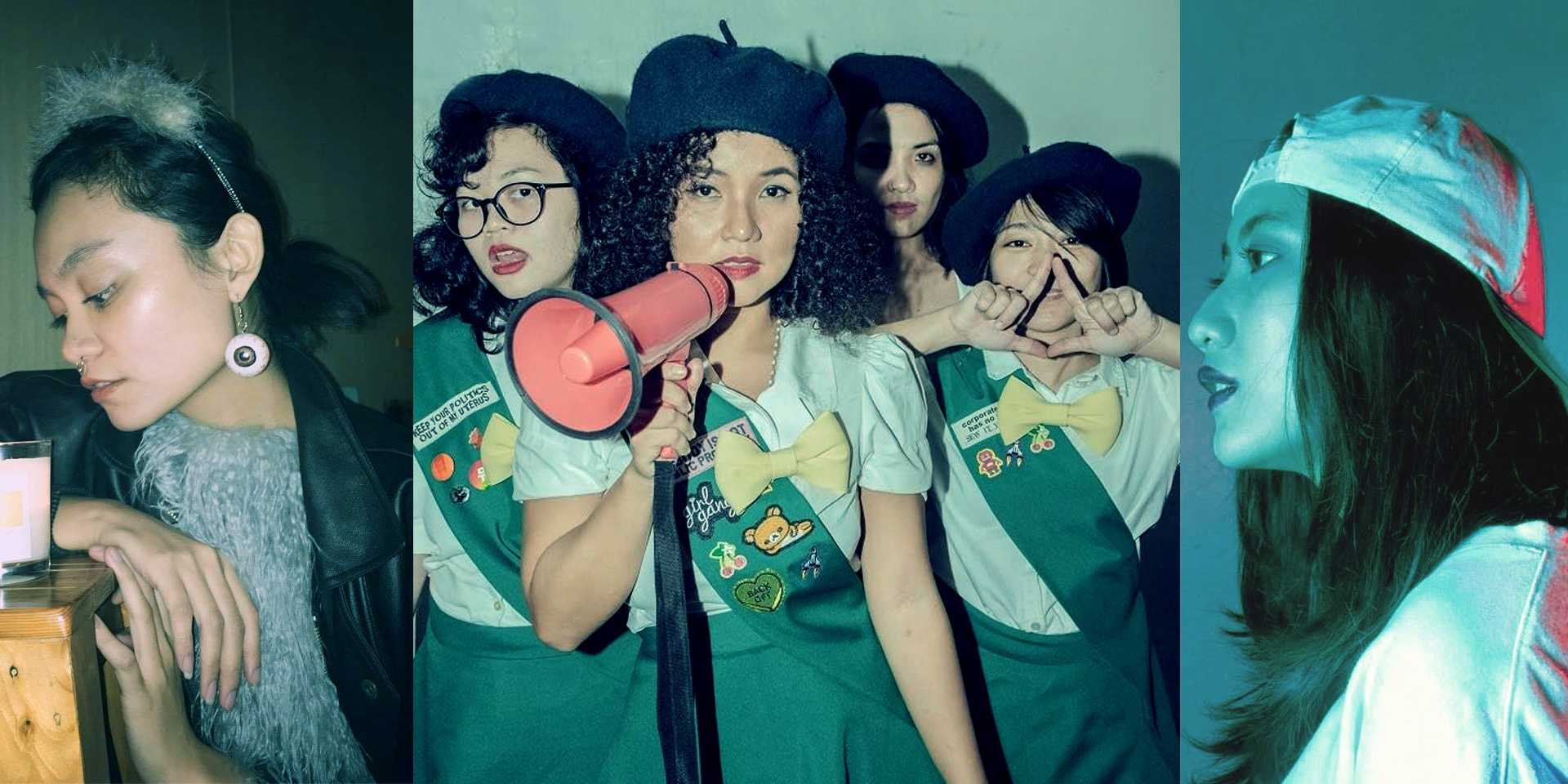 Grrrl Gang Manila to celebrate 2nd anniversary with Teenage Granny, The Male Gaze, BP Valenzuela, and more