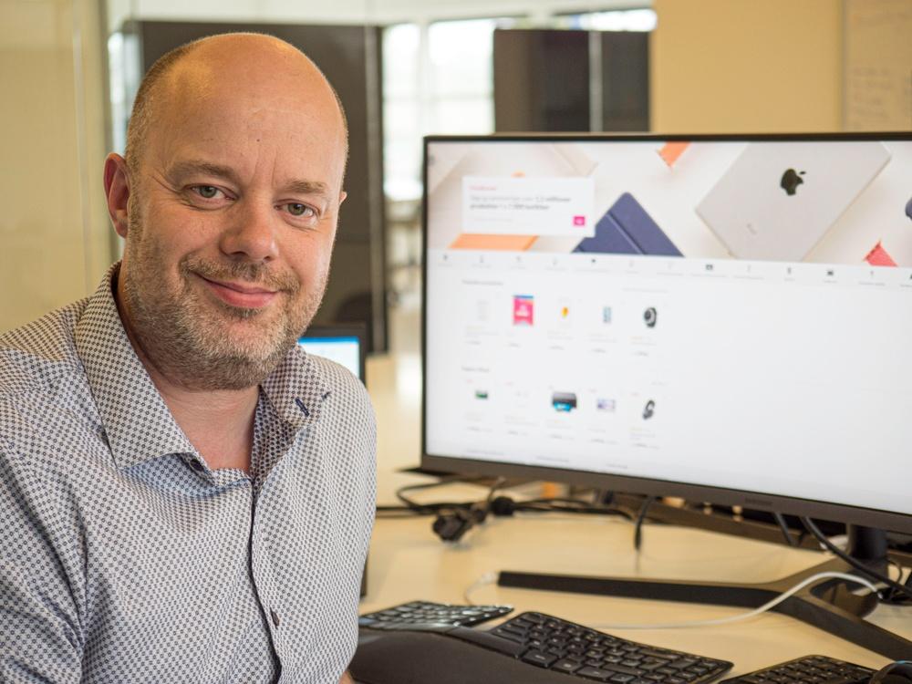 Martin Andersen, Direktør for PriceRunner i Danmark