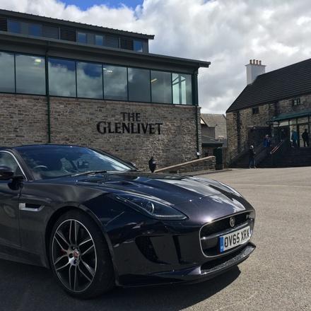 Scotland  North Coast Route & Isle of Skye — driven in Jaguar F-Type