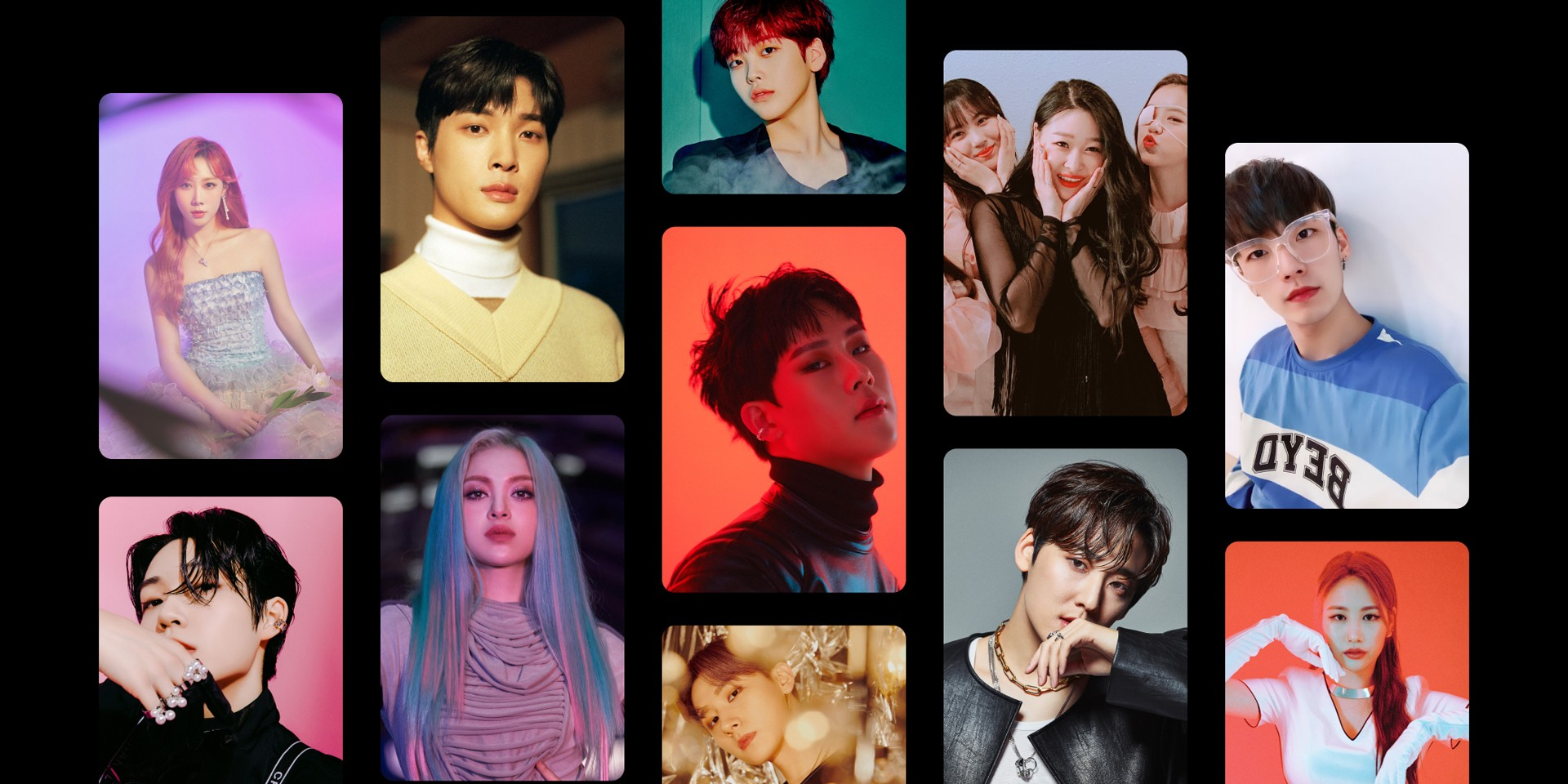 Step into the world of MONSTA X, NIve, Jamie, The Boyz, and many more with Airbnb's online festival Inside K-Pop