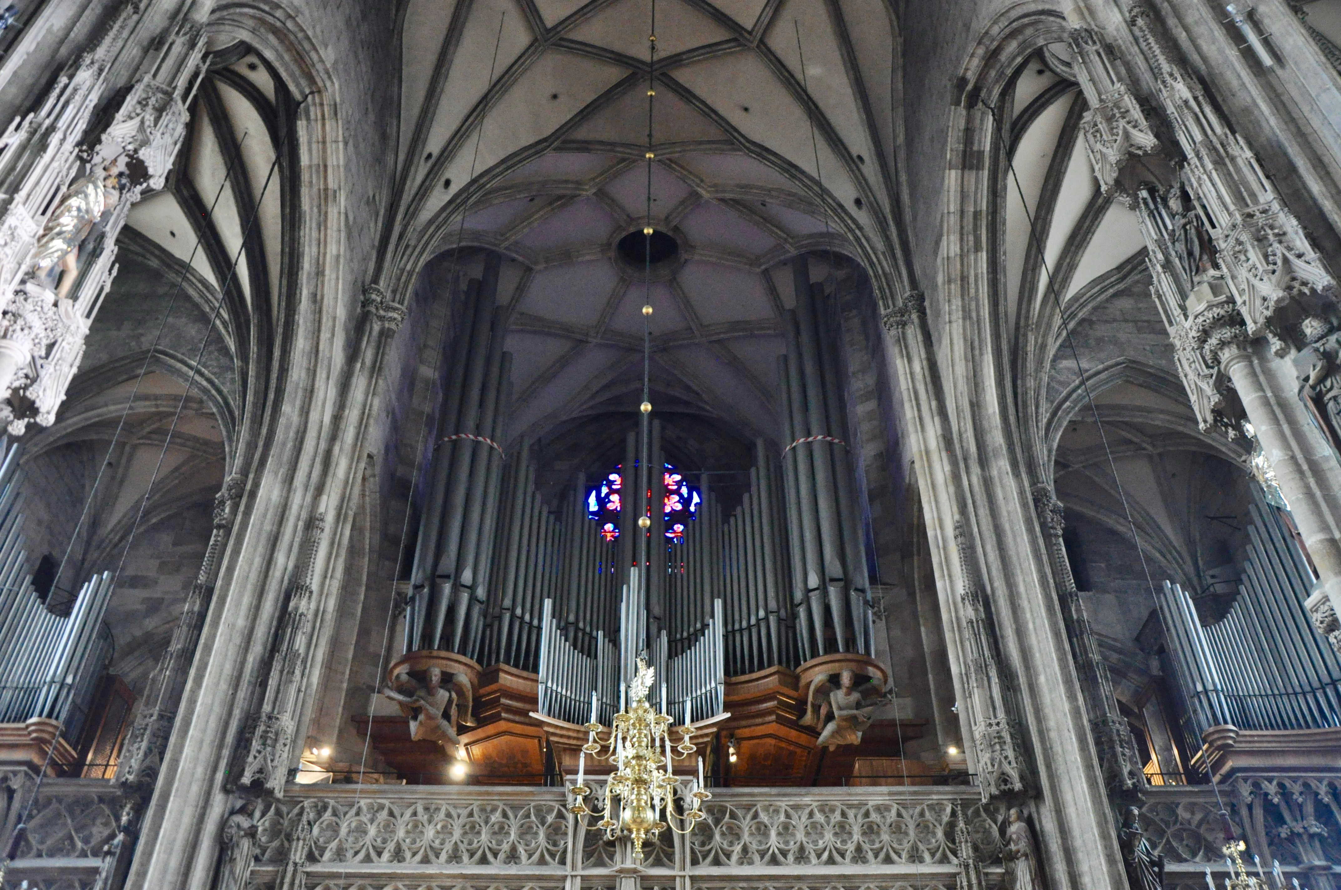 Cathédrale Saint-Etienne, Vienne (A)