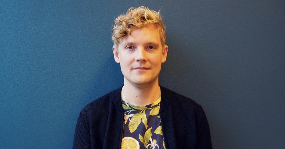 Björn Björnson, el-expert på elbolaget GodEl