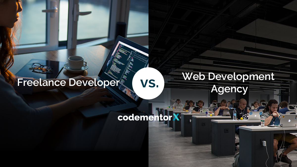 Freelance Web Developers vs. Dev Shops: What's Right for My Software Project?