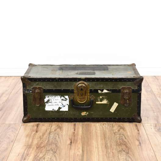Used Amp Vintage Storage Loveseat Vintage Furniture San