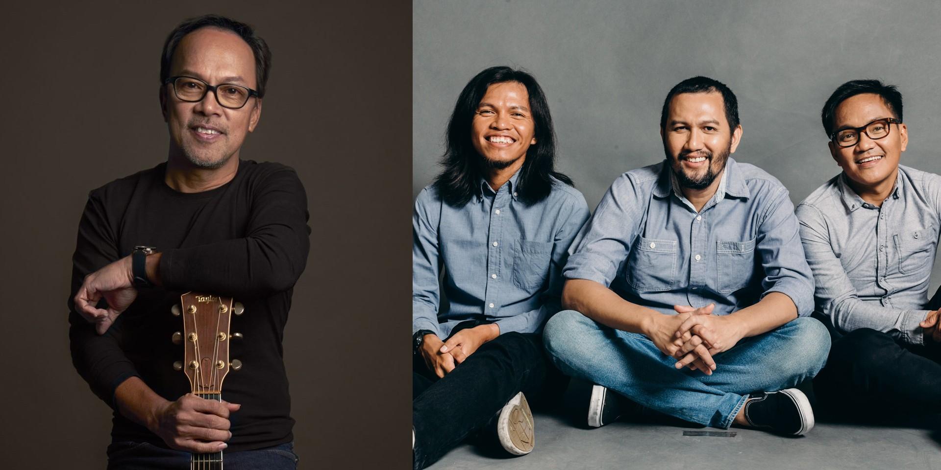 Noel Cabangon teams up with Johnoy Danao, Bullet Dumas, and Ebe Dancel for new collab 'Gagaan Din Ang Buhay' – listen