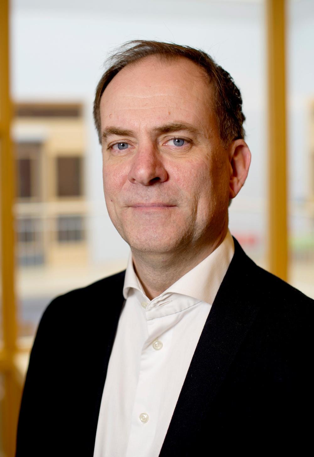 Martin Engström, hälso- och sjukvårdsdirektör