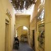 Hallway, Synagogue, Gafsa, Tunisia, Chrystie Sherman, 7/11/16