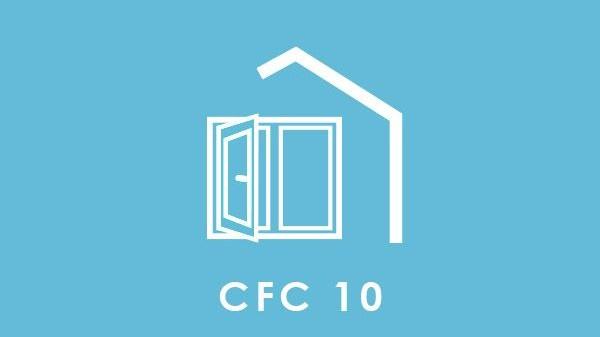 Représentation de la formation : Pose de menuiseries en rénovation (CFC 10)