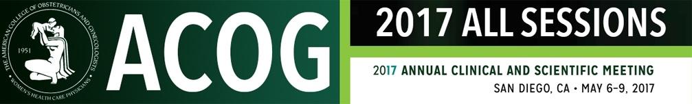 2017 Annual Clinical & Scientific Meeting