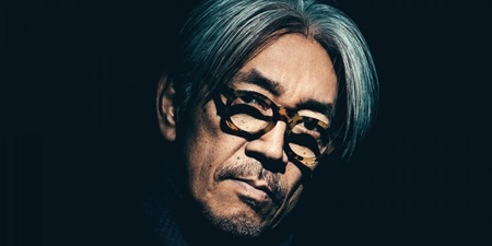 BREAKING: Ryuichi Sakamoto to perform in Singapore this May