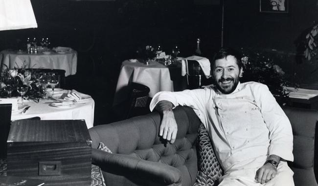 Michel Roux Jr, 1991