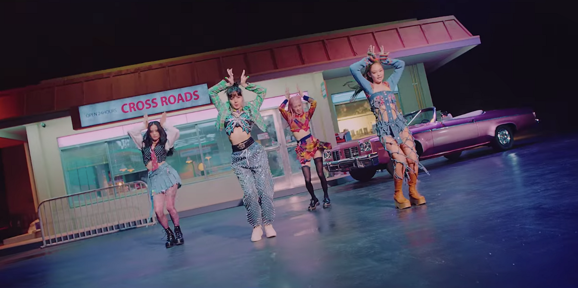 BLACKPINK unveil music video for the Japanese version of 'Lovesick Girls' – watch