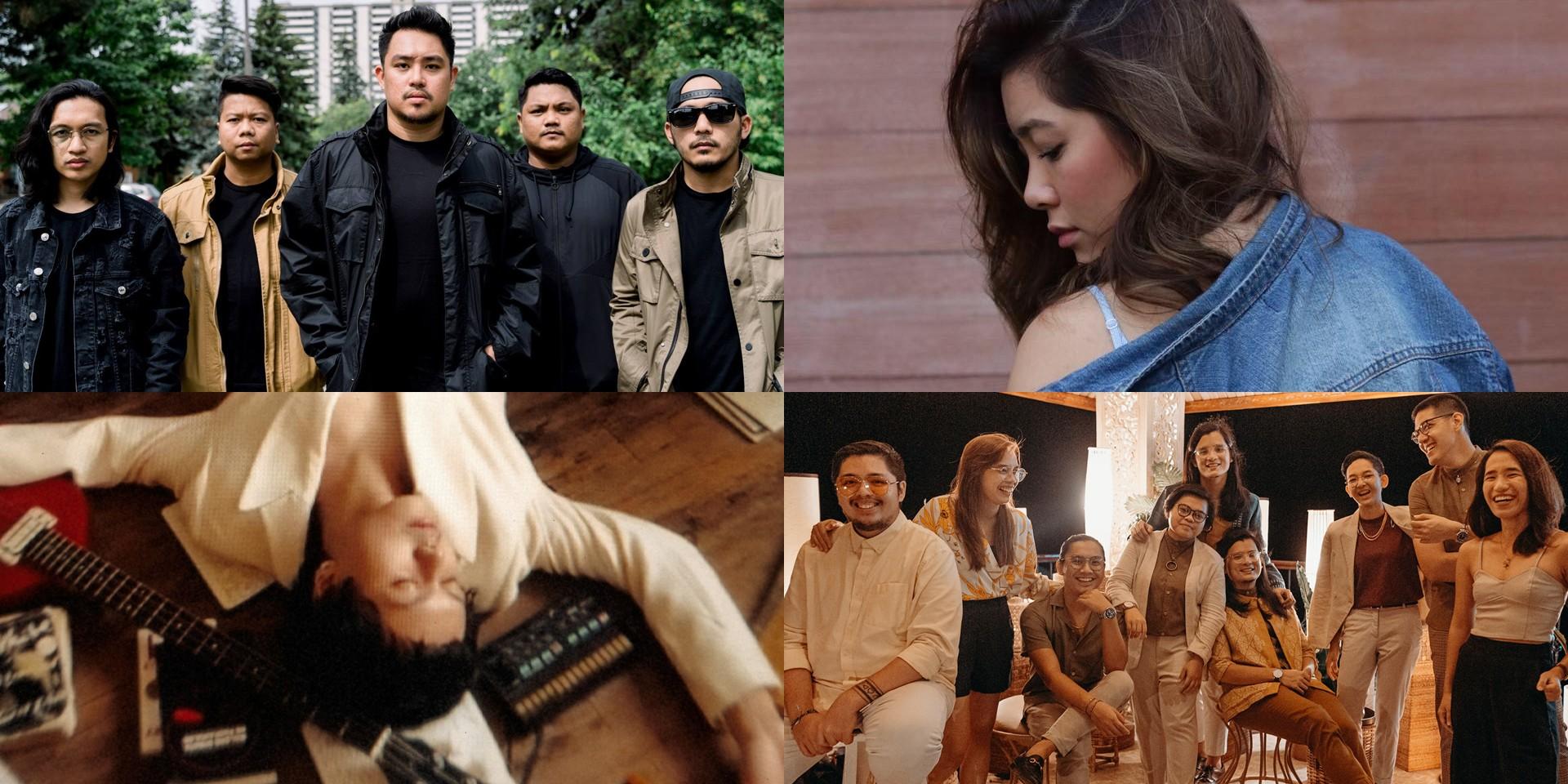 December Avenue, Zild, Moira Dela Torre, Ben&Ben, and more release new music – listen