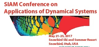 2017 SIAM Conference on Applications of Dynamical Systems