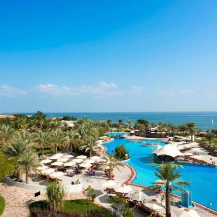 Le Meridian Al Aqah Beach Resort 5*- 4 Days / 3 Nights - East Coast Beach Package