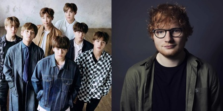 BTS confirms collaboration with Ed Sheeran on forthcoming album, out today
