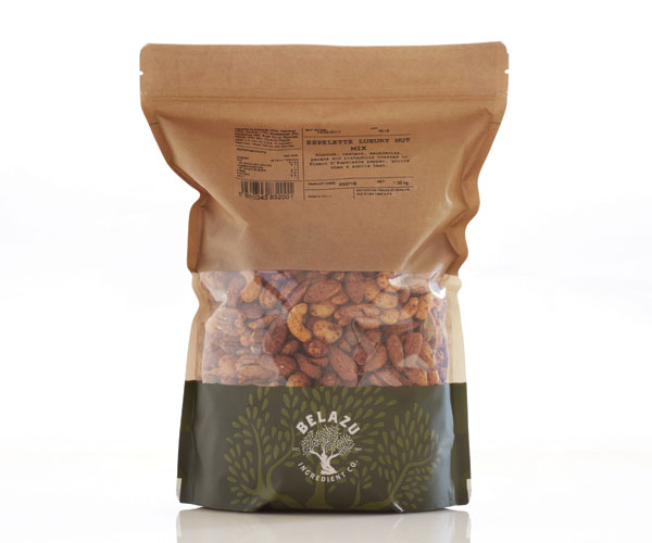 Belazu Espelette luxury nut mix