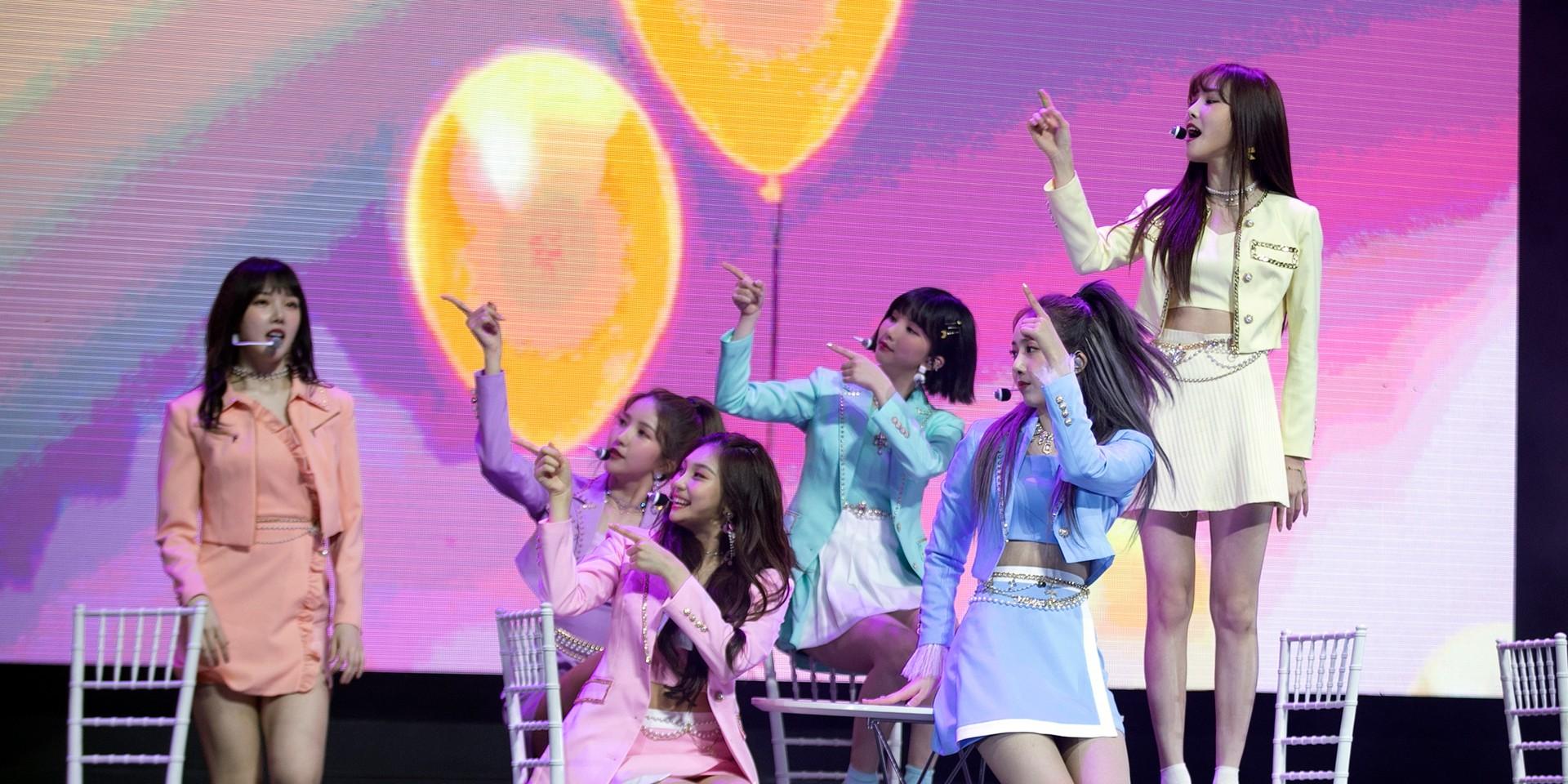 GFriend新加坡演唱会后记:韩国实力派女团的代表之一