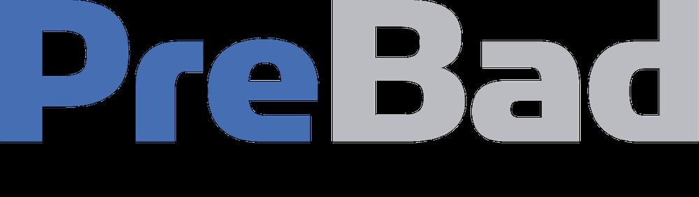PNG-logo för PreBad AB