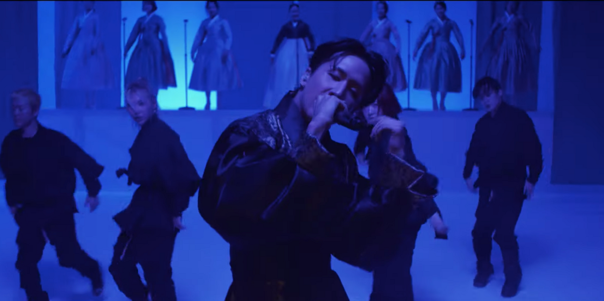 RAVI showcases Korean culture in performance video of 'Tiger' featuring Chillin Homie and Kid Milli – watch