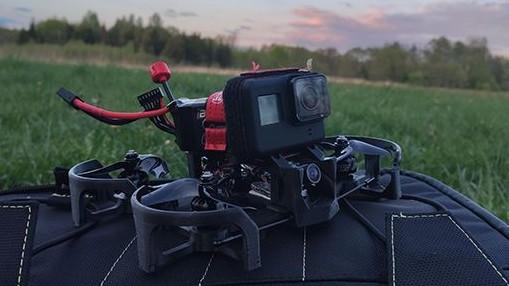 Représentation de la formation : Certification Télépilotage Drone Professionnel (Théorique : e-Learning) - Drone FPV / Cinéwhoop