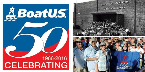 Pacific NW Boater / Happy 50th Anniversary BoatUS!