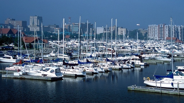 Pacific NW Boater / Beautiful Racine, Wisconsin