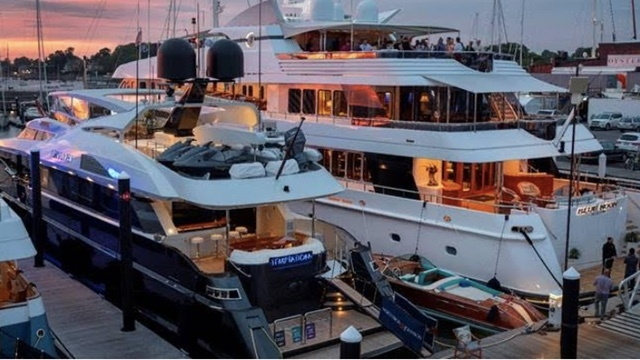 RI Yachting / Newport Charter Yacht Show presented by Helly