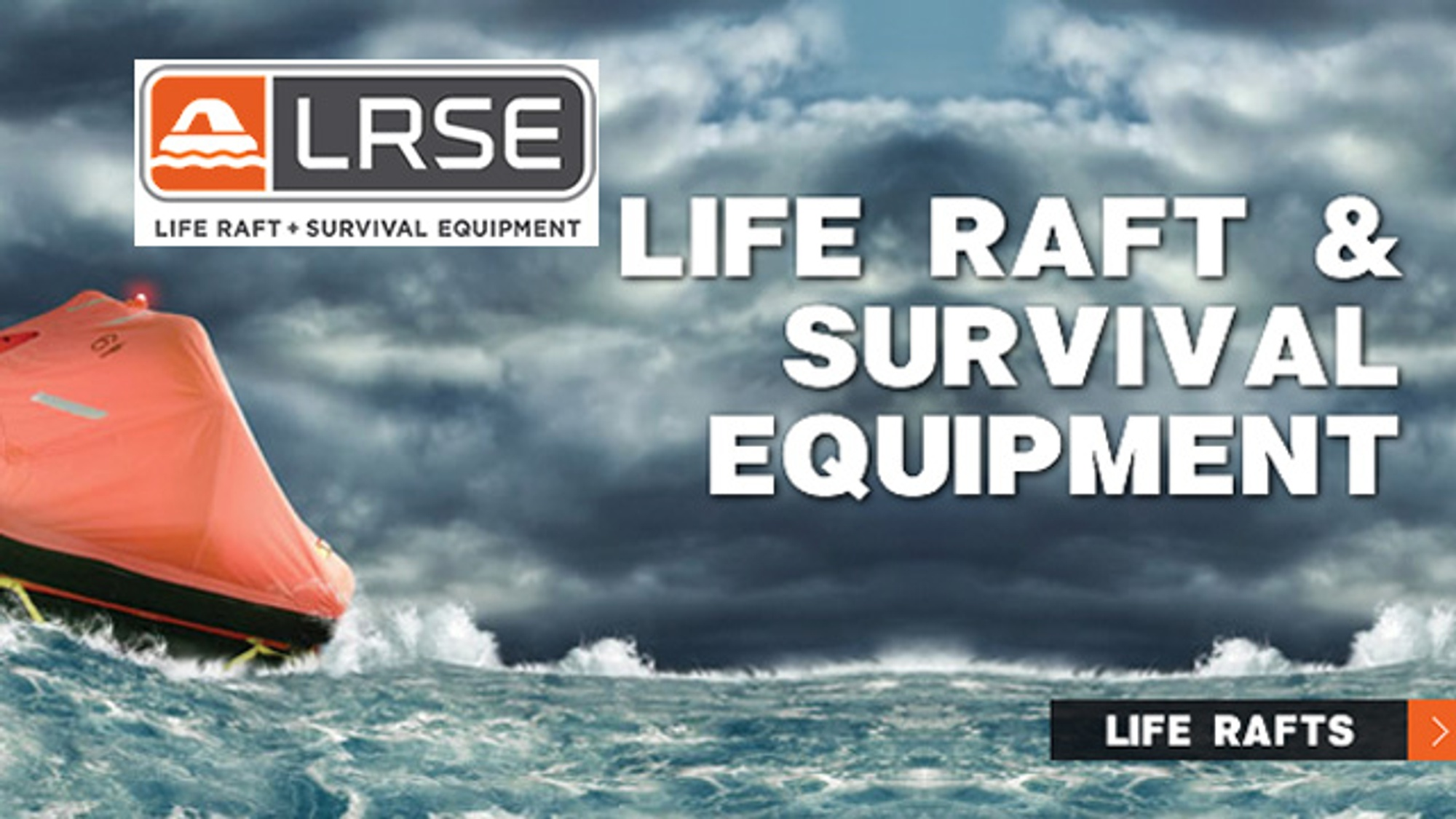Providence Boat Show / Life Raft and Survival