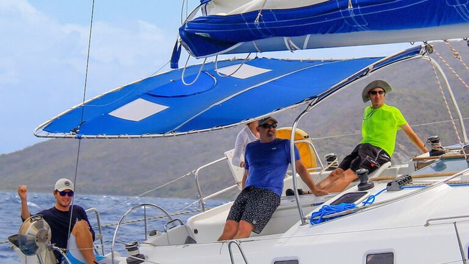 Swain Sailing School and Yacht Charters