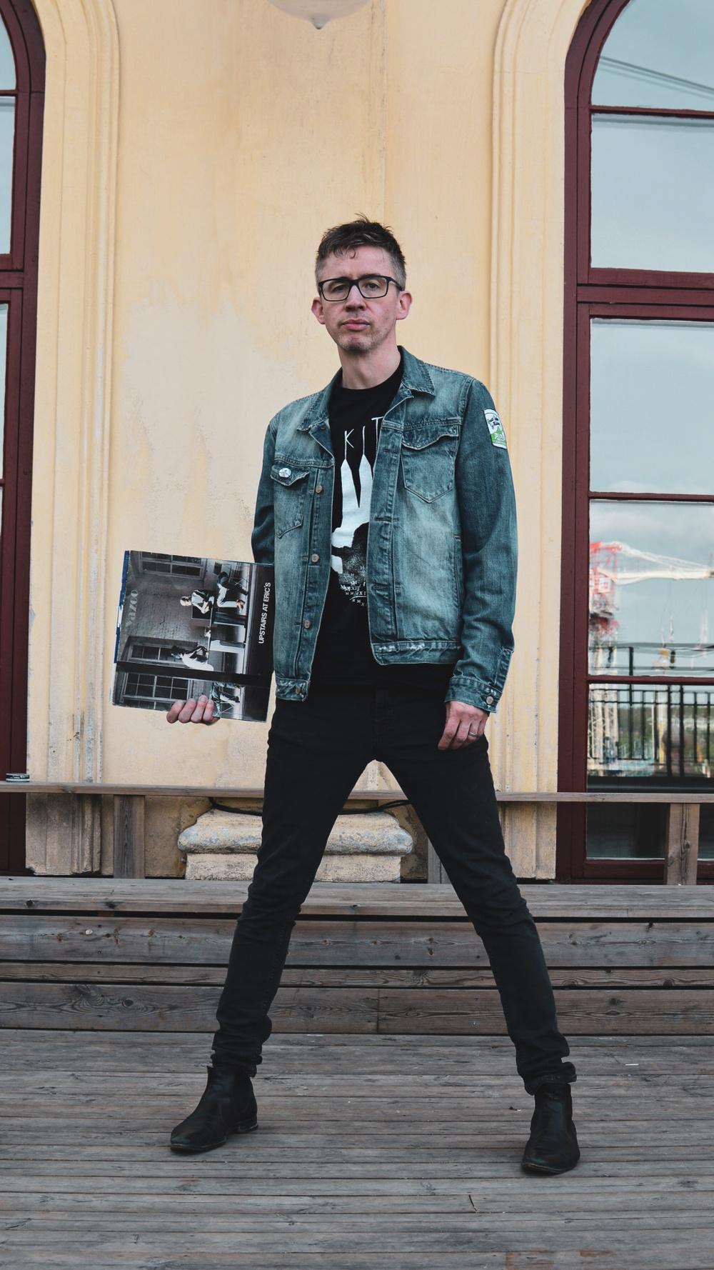 6/8 FREDRIK STRAGE Sommar 2019 i Champagnebaren, Södra Teatern Foto: Karin Bernhardsson