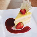Lemon Angel Cheesecake