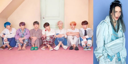 BTS wants to collaborate with Billie Eilish