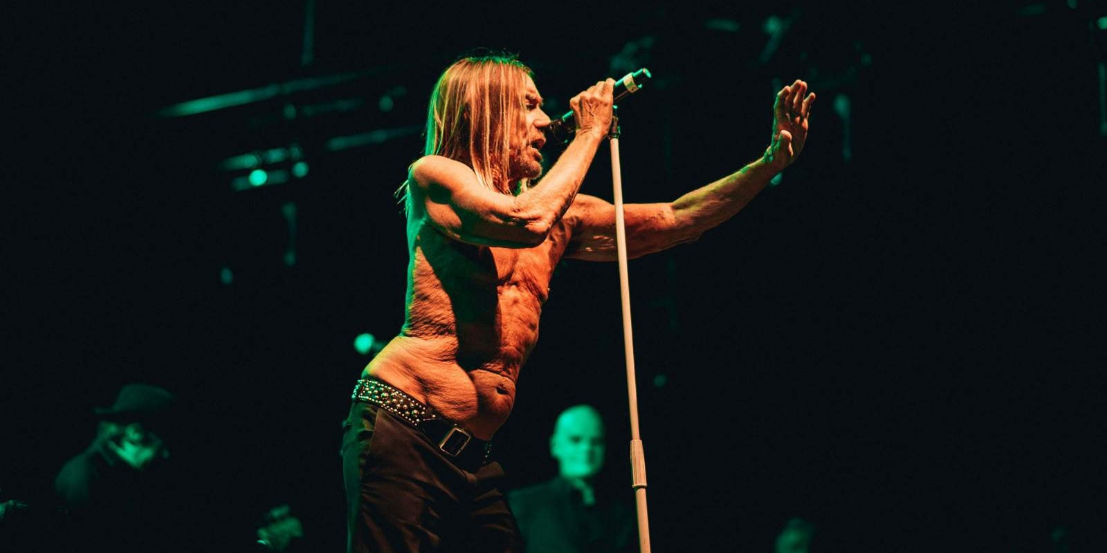 Iggy Pop releases signature coffee blend
