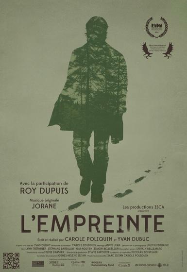 Projection du film L'empreinte et entrevue avec la coréalisatrice Carole Poliquin