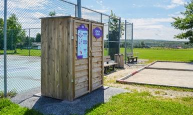 Des coffres de jeux en liberté dans 7 municipalités de Victoriaville et sa région