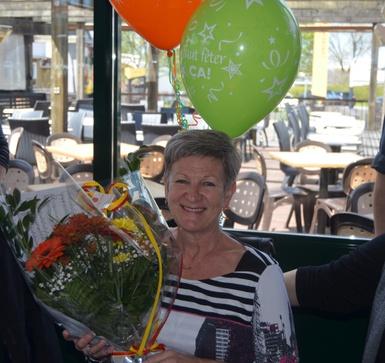 40 ans de service à la MRC d'Arthabaska pour Marie-Andrée Beaudet