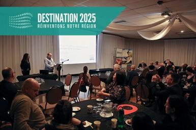Destination 2025: Nouvelle planification stratégique territoriale