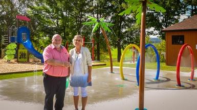 Chesterville présente un parc famille rassembleur