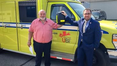 Urgence Bois-Francs veut faire de la MRC d'Arthabaska, la MRC la plus sécuritaire au Québec!