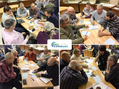 Les maires réunis pour réfléchir au développement régional