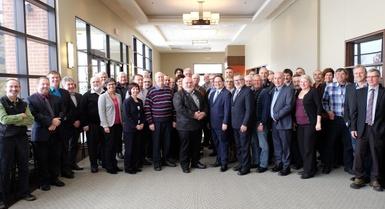 Les maires et mairesses du Centre-du-Québec se mobilisent pour une gouvernance concertée