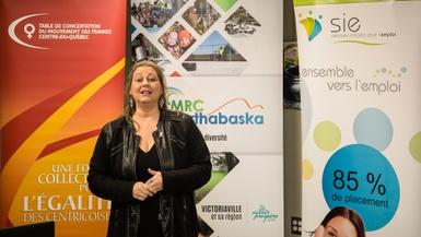 Faciliter l'intégration des femmes dans les entreprises manufacturières de la MRC d'Arthabaska