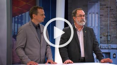En vidéo: Les aménagements de la rivière Nicolet