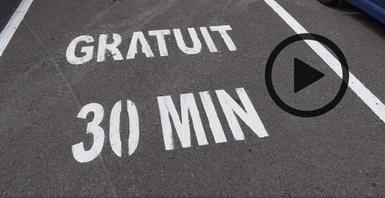 En vidéo: Plusieurs améliorations à l'offre de stationnement du centre-ville