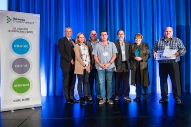 L'eau potable de Victoriaville obtient la note de 5 étoiles pour une 8e année consécutive