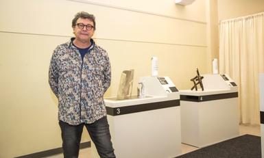 Claude Millette - À contre sens, Une exposition, une expérience!
