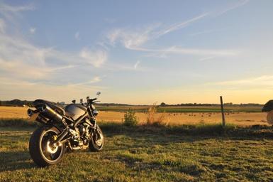 Moto-Aventure Bois-Francs: c'est un départ!